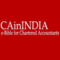 Chartered Accountants In India